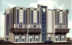 WAKF Board Commercial Complex, Hyderabad
