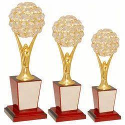Golf Ball Trophy