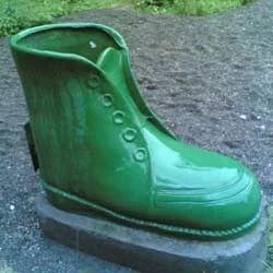 FRP Shoe Dust Bin