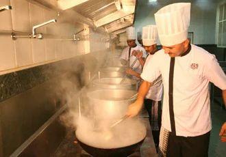 Central Kitchen Concept Hospitality Services Merit