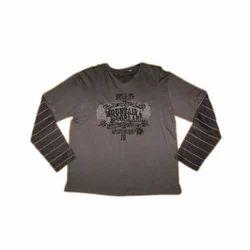 Designer V Neck T-Shirt