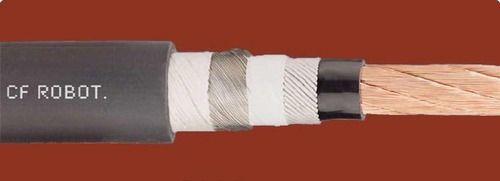Black Robotic Cable
