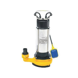 Submersible Pump With Float