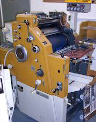Used Itek Mini Offset Printing Machines