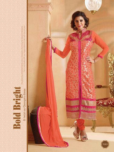 SALWAR KAMEEZ - Anarkali suit Manufacturer from Surat