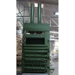 Raw Jute Waste Baling Press