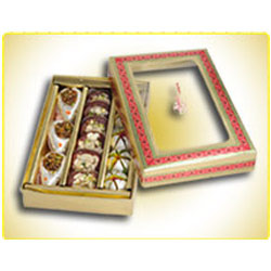Mix Dry Fruit Sweets