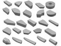 WIDIA / SANDVIK - Carbide Tips, Milling Inserts