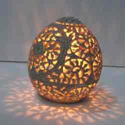 Stone Lamps Exporter from Agra