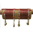 Bridal Bangles with Ghungroo