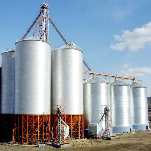 Hopper Bottom Silos at Best Price in India