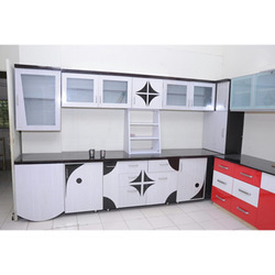 PVC Kitchen Cabinet, Bedroom, Bathroom U0026 Kids Furniture | Rv Interiors In  Ctm Highway, Ahmedabad | ID: 9087355130