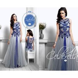 5ccff4c3b746 Long Party Wear Gown