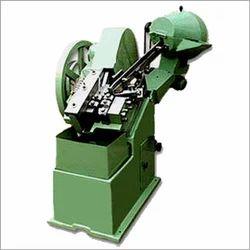 Mechanical Thread Rolling Machine - Manual Thread Rolling