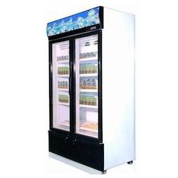 Double Door Upright Cooler