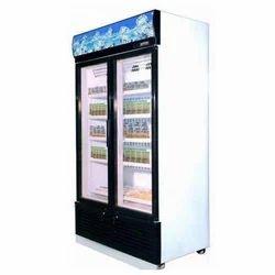 Double Door Upright Cooler, Usage/Application: Industrial