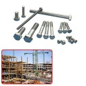 Threaded Fastener for Construction Industry