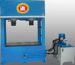 Double Cylinder Hydraulic Press Machine