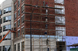 Construction Scaffolding System