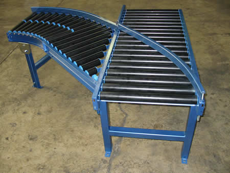 gravity roller conveyor at rs 180000 /unit | gravity roller conveyor