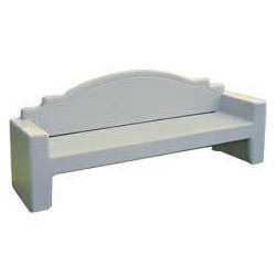 Outdoor Benches Concrete Park Benches Manufacturer from Bengaluru