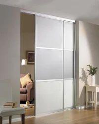 aluminium door partition service - aluminium room partition