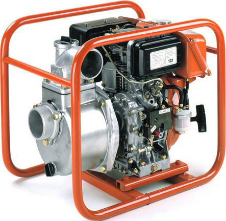 Diesel Engine Water Pump - View Specifications & Details of