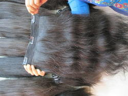 Shining Natural Human Hair