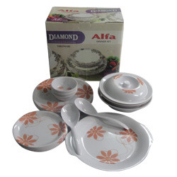 Diamond Alfa Dinner Set