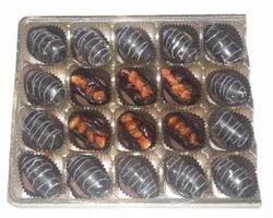 Dark and Honey Dipped Chocolate