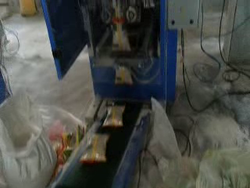 Vertical Collar Type Packing Machine, Rava, Sooji, Semoline