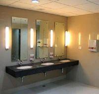 Restrooms Interior Designing