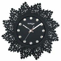 Wooden Artsitic Wall Clock