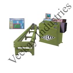 Electronic Horizontal Chain & Rope Testing Machine