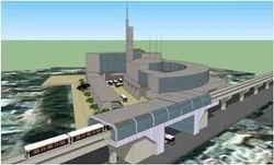 Bus Terminal Cum Commercial Complex Project