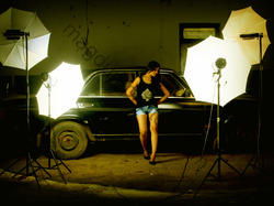 Model Portfolios Photography