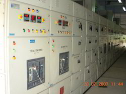 Pcc Power Control Panel, Operating Voltage: 415, Degree of Protection: 52