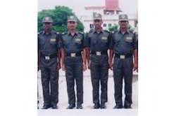 30-50 Year Guarding Ex-Servicemen Security Guard Services
