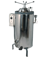 Dolphin Stainless Steel Vertical Autoclave