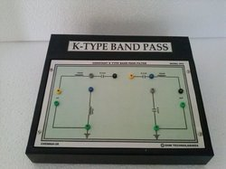 Constant K Type Band Pass Filters (Passive Type)