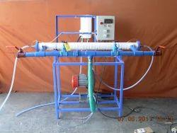 Blue Finned Tube Heat Exchanger