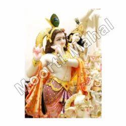 Marble Gopal Krishan Statue