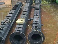 Rubber Lining For DM Plant