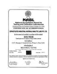 NABL for Mechanical Testing