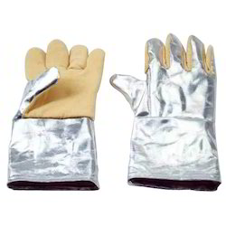 Fire Safety Hand Gloves