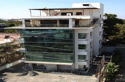 Vaibhav Building - A Commercial Complex