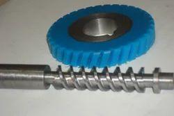 Cutting Worm Gears