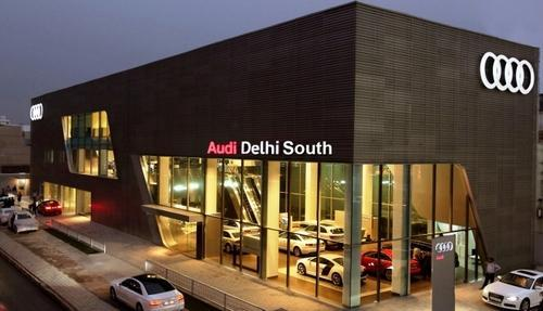 Audi Delhi South Service Provider From Mohan Cooperative