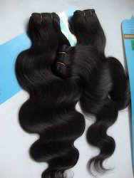 Virgin Remy Indian Wavy Weft Hair
