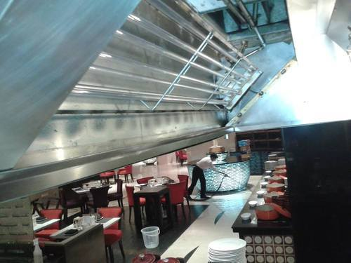 Kitchen Exhaust Hood Commercial Kitchen Exhaust Hood